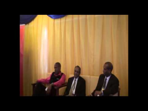 Scotiabank Jamaica: Investments and Capital Market Conference 2011 Part 2