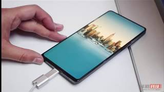 Upcoming vivo APEX Design, price, images and specifications 2018