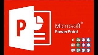 19 Обработка автофигуры в PowerPoint