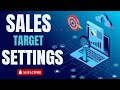 Excel bangla tutorial tricks 56 : How to makes sales report & day wise target setup in excel