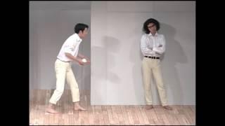 ラーメンズ第10回公演『雀』より「許して下さい」 この動画再生による広...