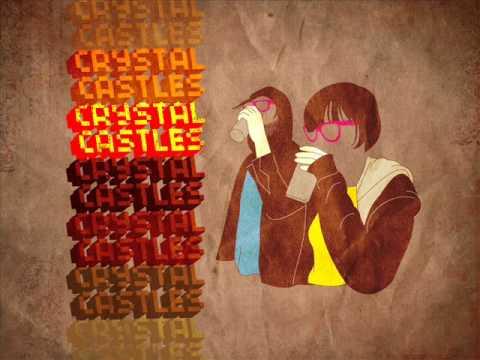 Crystal Castles ft. Robert Smith - Not In Love (HQ + Lyrics)