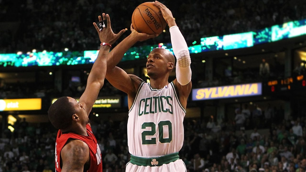 Ray Allen responds with a cryptic Facebook post after former Celtics teammates ...