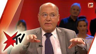 Baixar Patricia Kelly und Gregor Gysi im Talk - Knochenjob Kinderkrankenschwester | stern TV