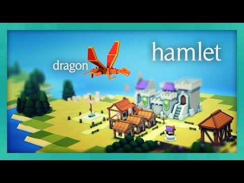 Kingdoms and Castles: DRAGON (Late Night Look) - betapixl