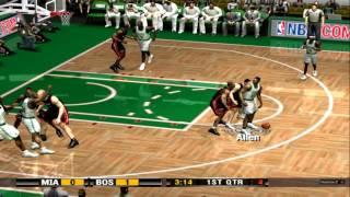 NBA Starting Five 2005 Basketball PS2 PCSX2 Konami