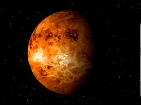 Image result for venus rotating
