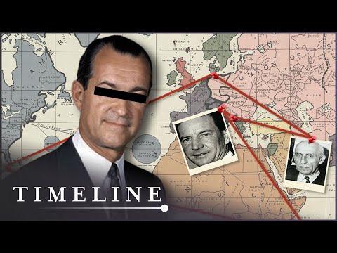 The Cold War Crimes Of The CIA | Secrets Of War | Timeline