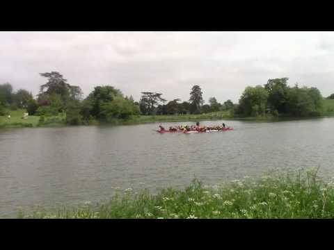 Dragon Boat 2016 1st Race