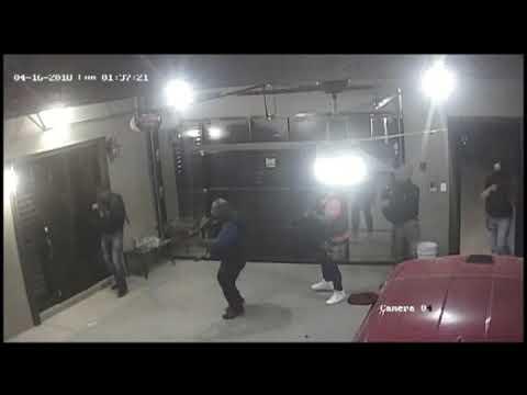 Elementos de SEMAR cometen robo en domicilio en Nuevo Laredo