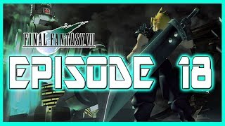 Final Fantasy VII - Ep. 18 - Exposition City 2