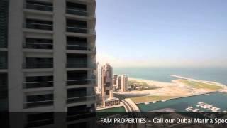 Princess Tower, Dubai Marina - 3 Bedroom Apartment for Rent