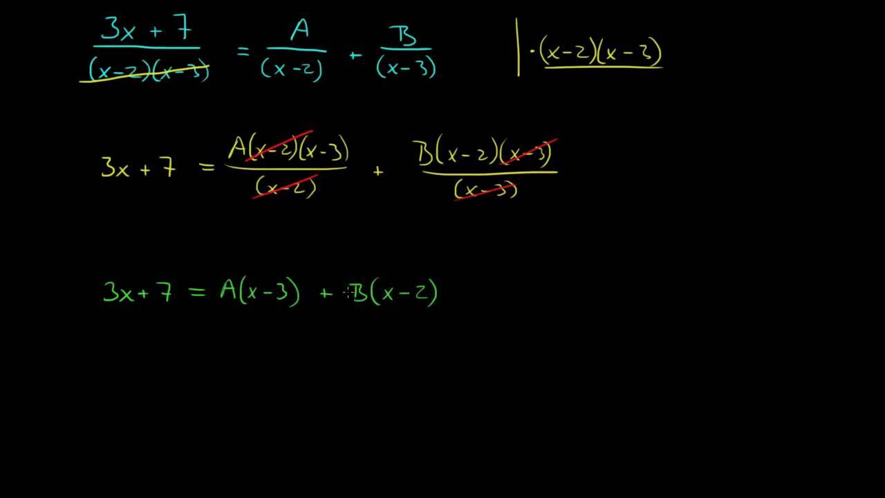 7.5 - Delbrøkoppspalting 1 - Intro og eksempel (R2)