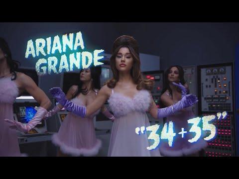 Ariana Grande - 34+35 (alternative version video)