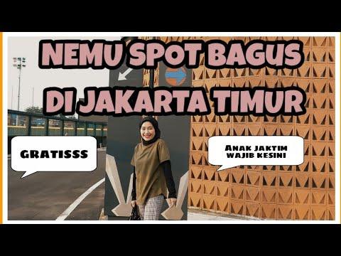 SPOT FOTO INSTAGRAMABLE DI JAKARTA TIMUR JALAN SORE BARENG DOI