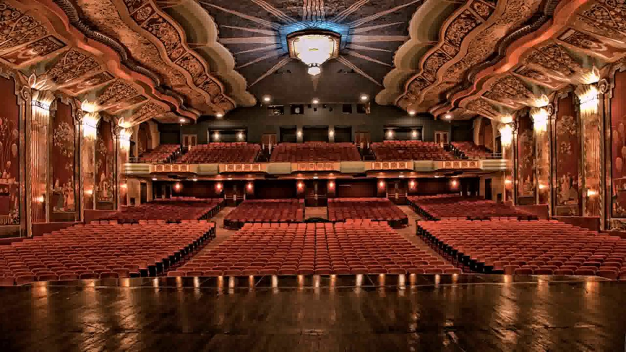floor plan paramount theater seattle youtube
