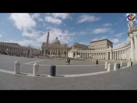 Vatican City (GoPro video)