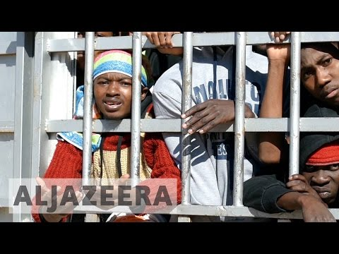 Refugees in Libya: 'Smugglers have lost all humanity'