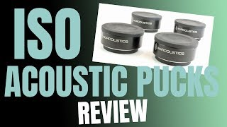 ISO ACOUSTIC PUCKS REVIEW - Streaky.com