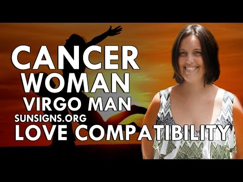 Cancer Woman Virgo Man – A Happy & Harmonious Relationship