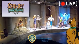 🐕 😱 Scooby-Doo: The Museum of Mysteries - WARNER BROS. WORLD Abu Dhabi [FULL - COMPLET]