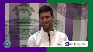 Izjava Novaka Đokovića Nakon Pobede nad Tenisom Sandgrenom | SPORT KLUB Tenis