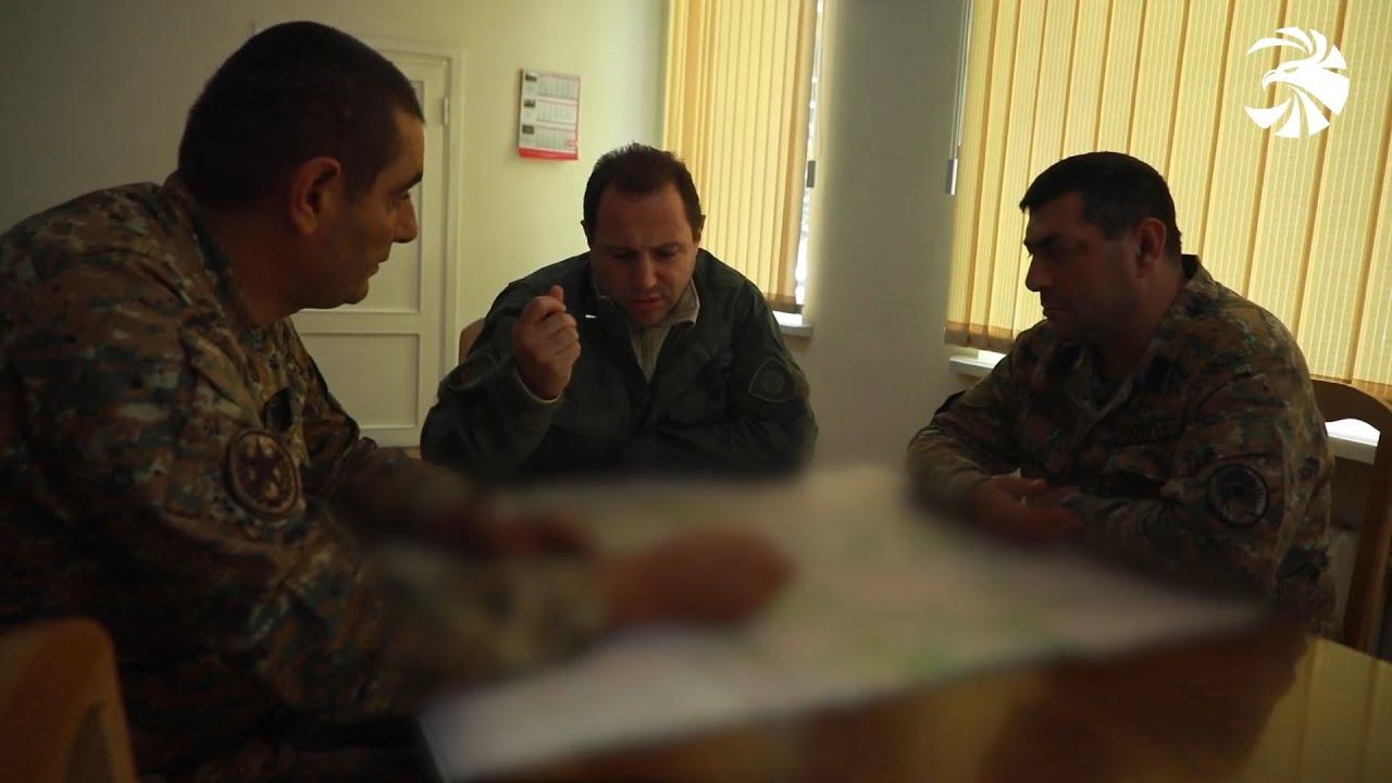 Տեսանյութ.Թող  մի անգամ էլ փորձեն՝  զինանոցում գտնվող բոլոր զենքի տեսակներով սաղ կխոցենք, կջարդենք