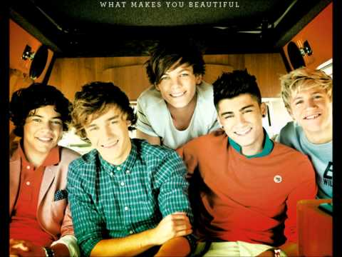One Direction What Makes You Beautiful ( Audio Only).
