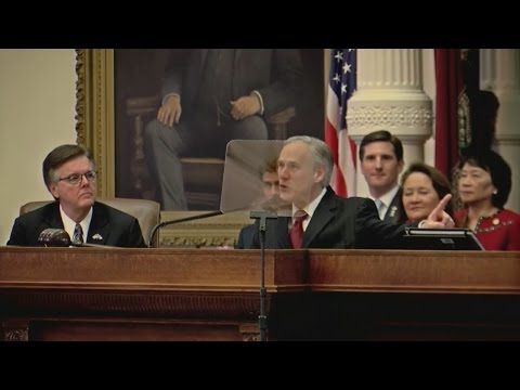 """Governor Abbott Declares Convention Of States An """"Emergency Item."""""""