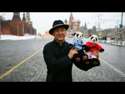 Джеки Чан по-русски признался россиянам в любви к Россиянам