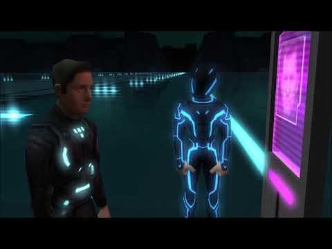 Tron: Evolution - 1080p PPSSPP Gameplay - PSP