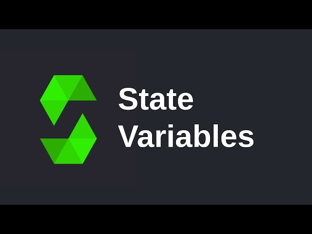 Learn Solidity (0.5) - State Variables