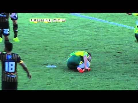 Aldosivi debutó con una goleada ante Olimpo