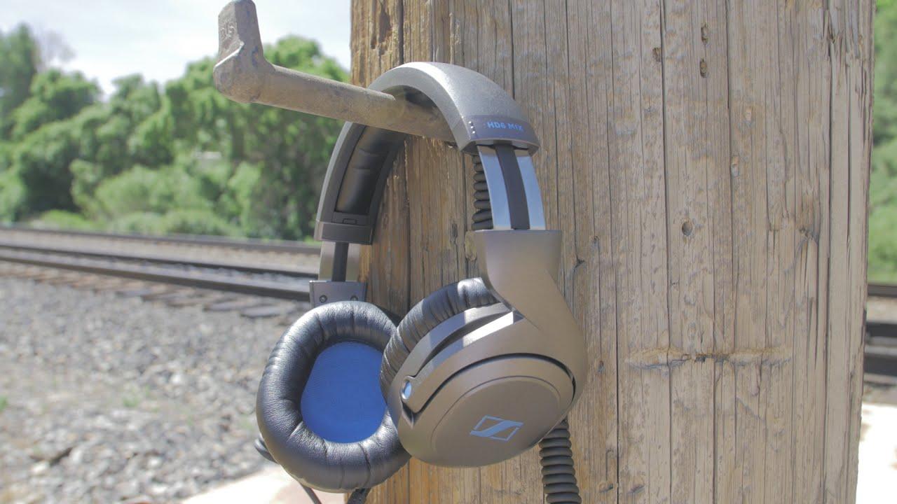 sennheiser hd6 mix headphones review youtube. Black Bedroom Furniture Sets. Home Design Ideas