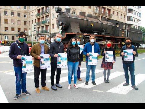 El BNG reclama la reposición de servicios ferroviarios para Ourense
