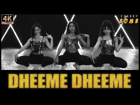 Cherry Bomb – Dheeme Dheeme I Bollywood Dance Choreography   Hattke