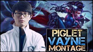 Piglet Montage - Best Vayne Plays