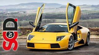 Manual Lamborghini Murcielago DRIVEN | Supercar Driver