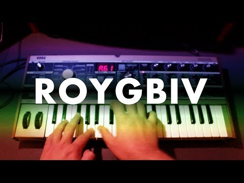 Roygbiv   Boards of Canada Cover by Ian Felpel (Video Song)