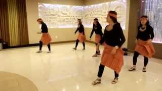 UCLA Core Lab Dancers - Ay Ay Salidumay