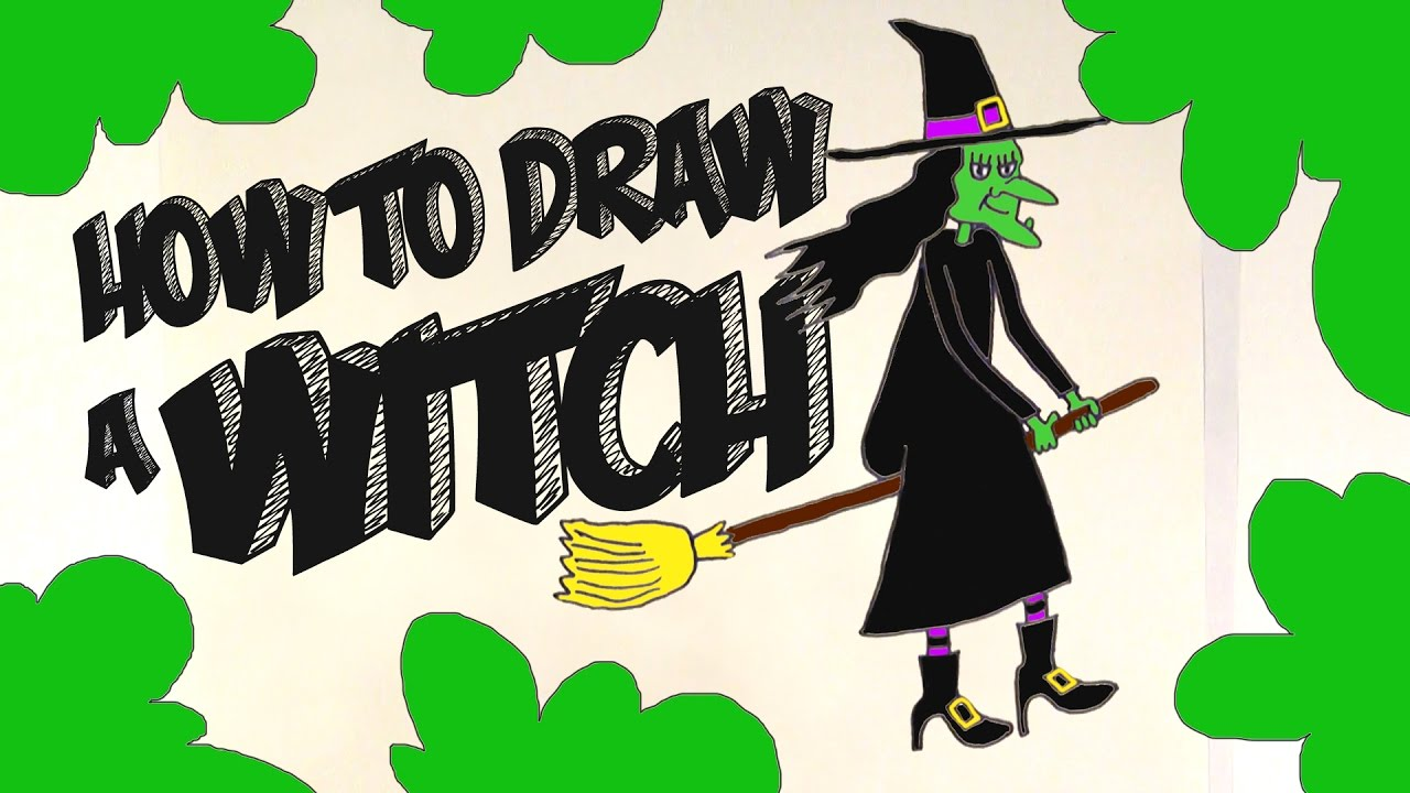 how to draw easy halloween