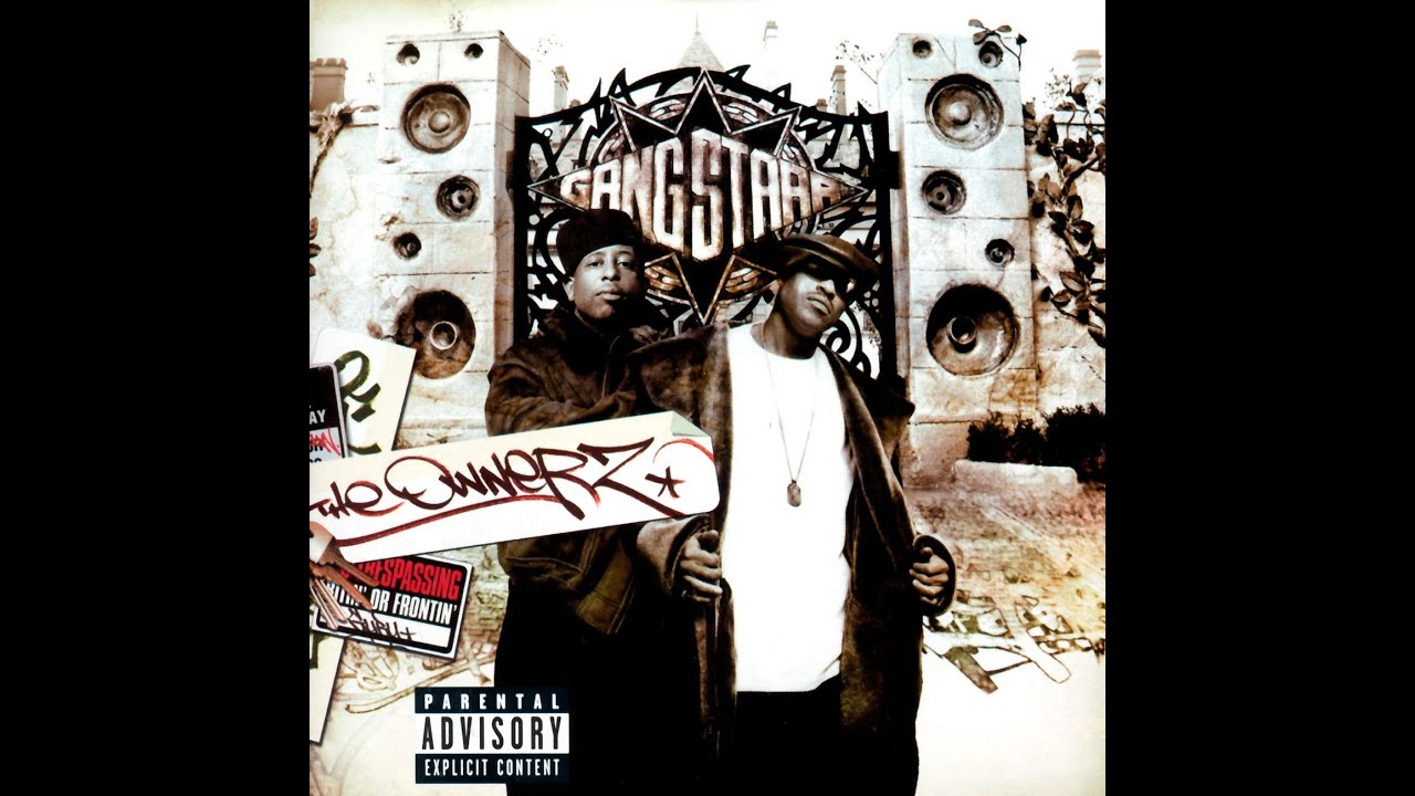 Gang Starr - All For The Cash