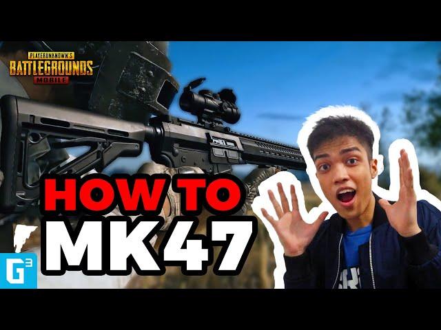 SEKILAS TENTANG MK47 MUTANT DAN TIPSNYA! - Tips PUBG Mobile Indo