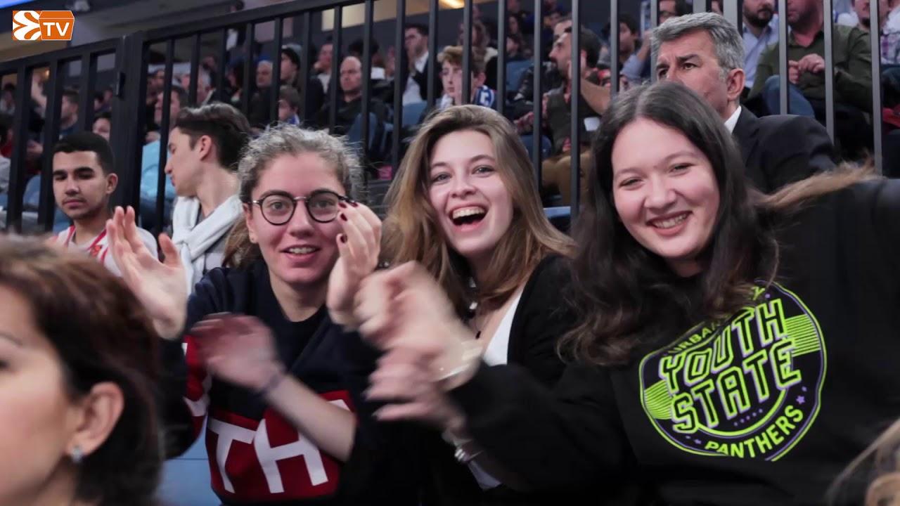 Basketbol Kadınlarla Daha Güzel - #DünyaKadınlarGünü