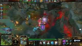 Wheel Whreck vs Leviathan Game 1 - TI5 AM Qualifier - @PurgeGamers @WagaGaming
