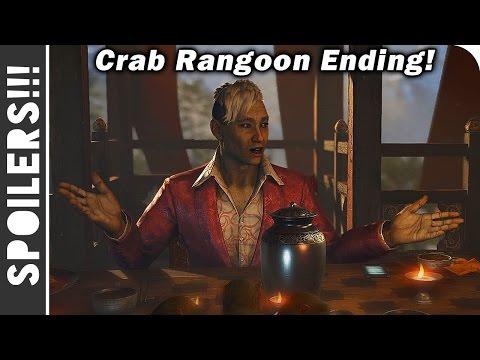 Far Cry 4 Enjoy the Crab Rangoon Alternate Ending 60fps