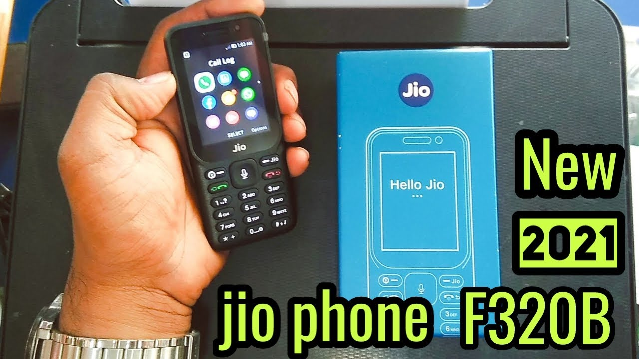 Jio Phone New Unboxing First Impression   Model F320B Tamil Review