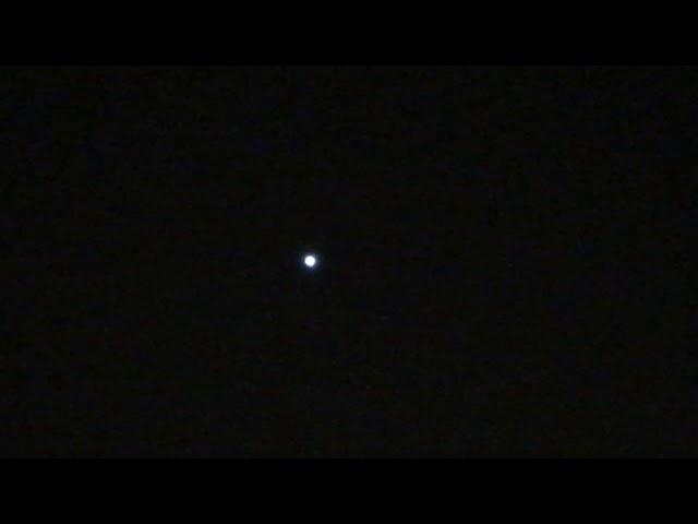 UFO Over East Mesa 12 31 2020