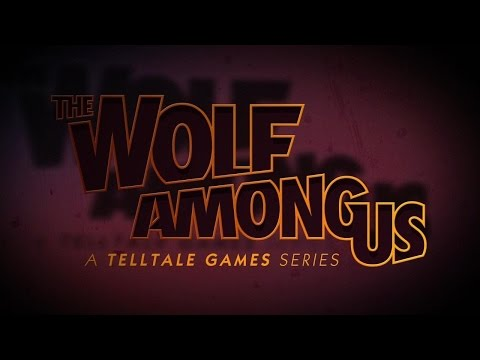 THE WOLF AMONG US - Intro Credits & Theme