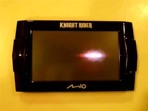 Watch on kitt gps